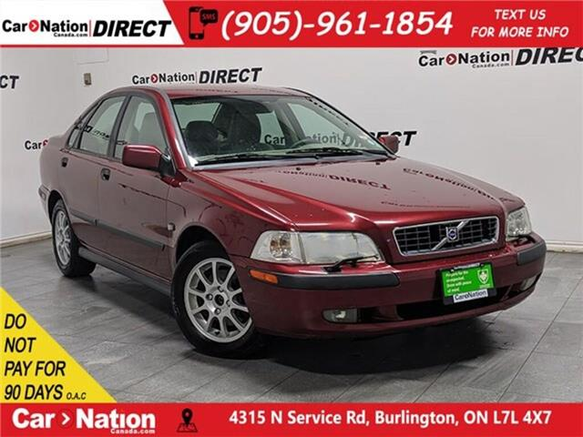 2003 Volvo S40 A (Stk: CN5564A) in Burlington - Image 1 of 30