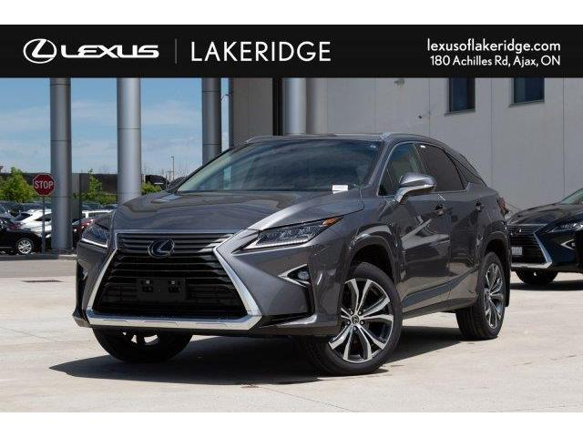2019 Lexus RX 350 Base (Stk: L19435) in Toronto - Image 1 of 27