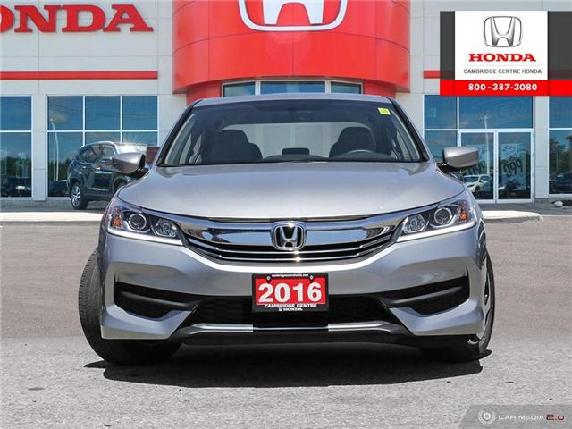 2016 Honda Accord LX (Stk: 19846A) in Cambridge - Image 2 of 27