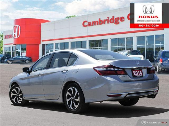 2016 Honda Accord LX (Stk: 19846A) in Cambridge - Image 4 of 27