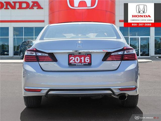 2016 Honda Accord LX (Stk: 19846A) in Cambridge - Image 5 of 27