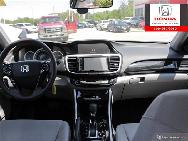 2016 Honda Accord LX (Stk: 19846A) in Cambridge - Image 25 of 27