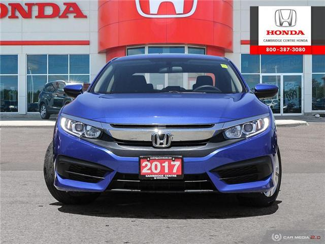 2017 Honda Civic LX (Stk: 19824A) in Cambridge - Image 2 of 27