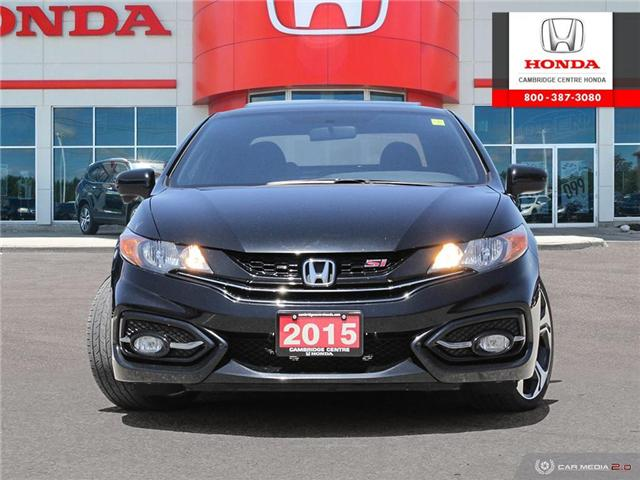 2015 Honda Civic Si (Stk: 19878A) in Cambridge - Image 2 of 27