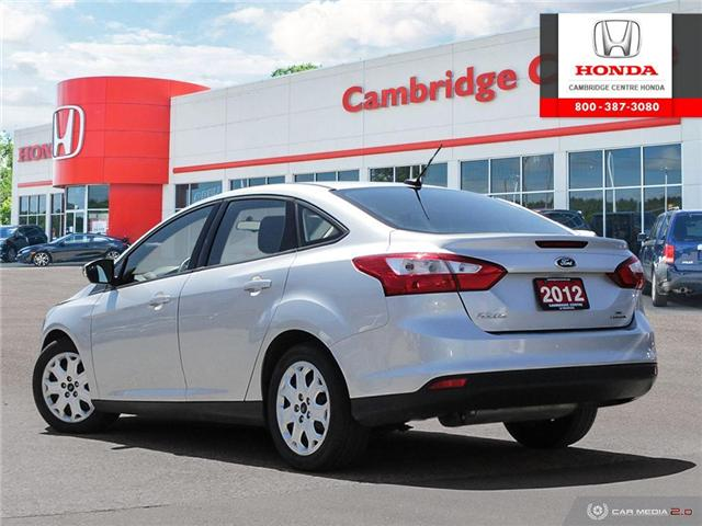 2012 Ford Focus SE (Stk: 19818A) in Cambridge - Image 4 of 27
