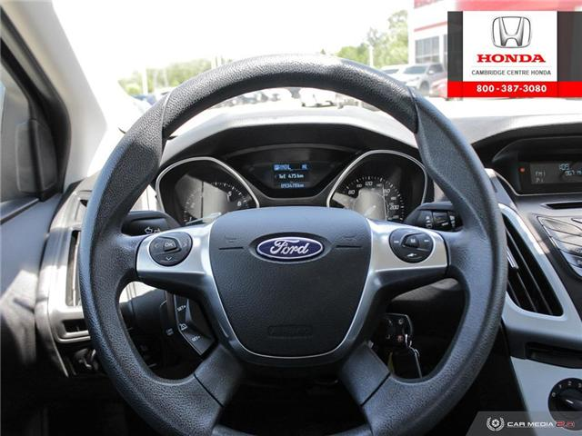 2012 Ford Focus SE (Stk: 19818A) in Cambridge - Image 14 of 27