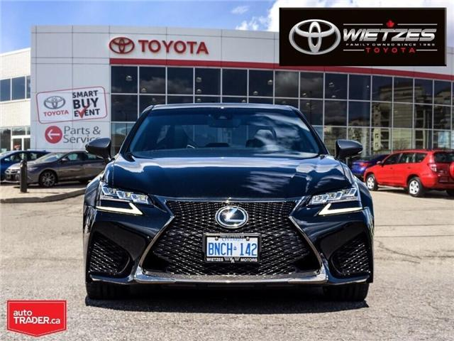 2016 Lexus GS F Base (Stk: U2568) in Vaughan - Image 2 of 29