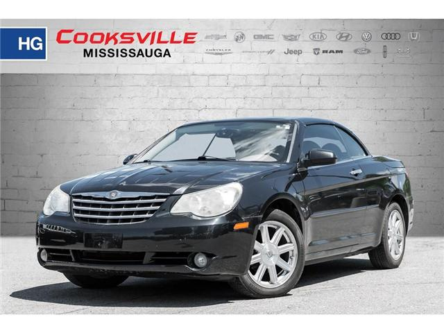 2008 Chrysler Sebring Limited (Stk: 7877PT) in Mississauga - Image 1 of 8