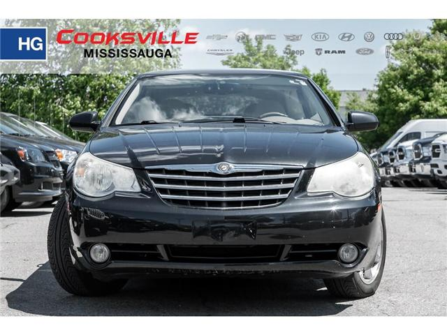 2008 Chrysler Sebring Limited (Stk: 7877PT) in Mississauga - Image 2 of 8