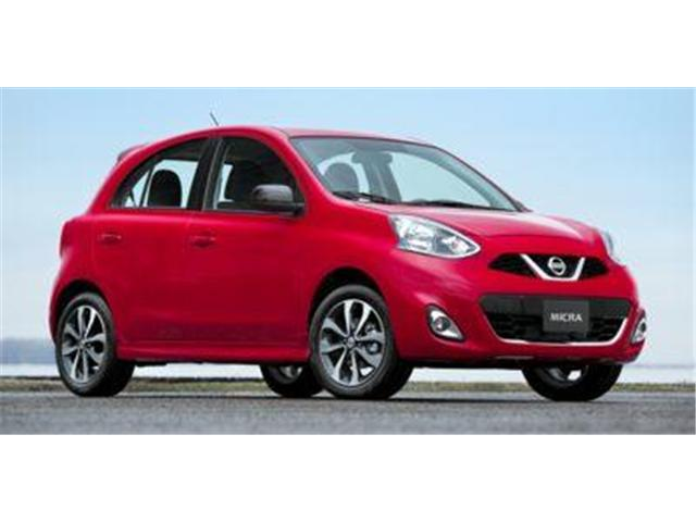 2019 Nissan Micra SR (Stk: M19I014) in Maple - Image 1 of 1
