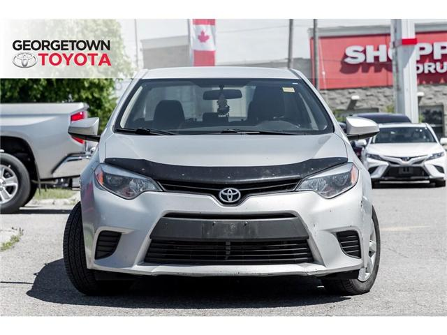 2014 Toyota Corolla  (Stk: 14-13343) in Georgetown - Image 2 of 19