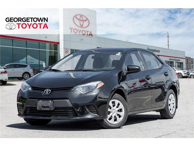 2015 Toyota Corolla  (Stk: 15-234470) in Georgetown - Image 1 of 16