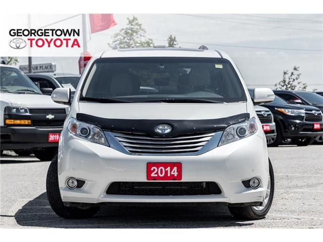 2014 Toyota Sienna  (Stk: 14-83094) in Georgetown - Image 2 of 23