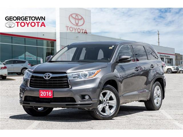 2016 Toyota Highlander  (Stk: 16-66479) in Georgetown - Image 1 of 22