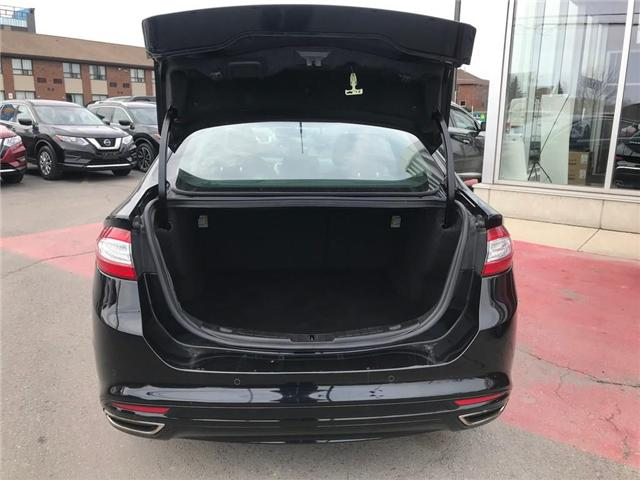 2016 Ford Fusion SE (Stk: N19294AA) in Hamilton - Image 3 of 12