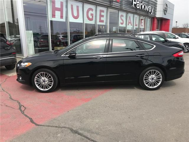 2016 Ford Fusion SE (Stk: N19294AA) in Hamilton - Image 4 of 12