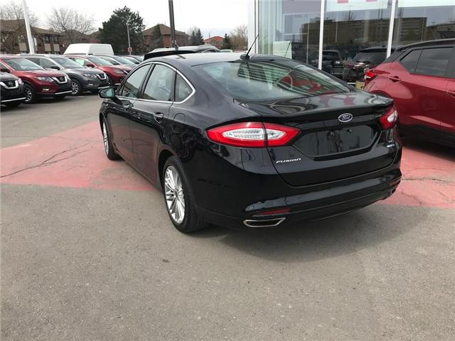 2016 Ford Fusion SE (Stk: N19294AA) in Hamilton - Image 5 of 12