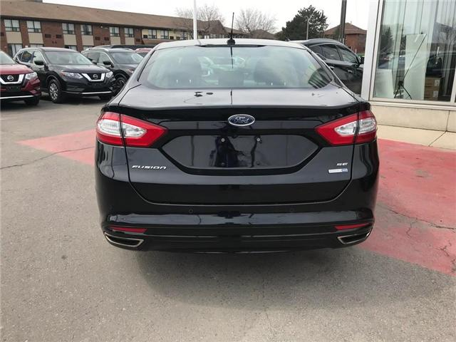 2016 Ford Fusion SE (Stk: N19294AA) in Hamilton - Image 6 of 12