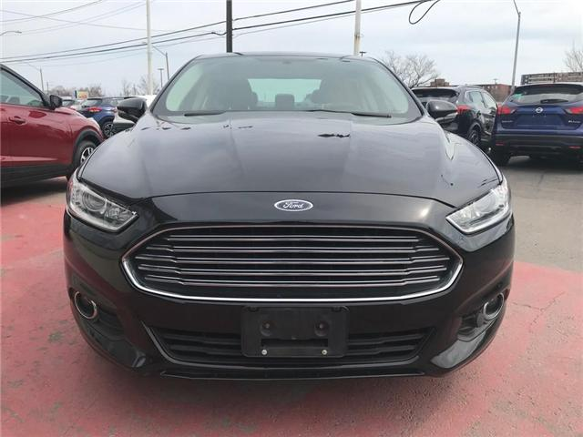 2016 Ford Fusion SE (Stk: N19294AA) in Hamilton - Image 8 of 12