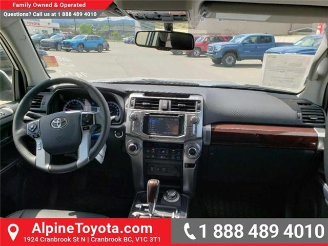 2019 Toyota 4Runner SR5 (Stk: 5700876) in Cranbrook - Image 10 of 22