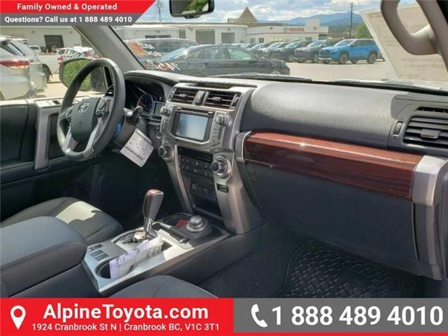 2019 Toyota 4Runner SR5 (Stk: 5700876) in Cranbrook - Image 11 of 22