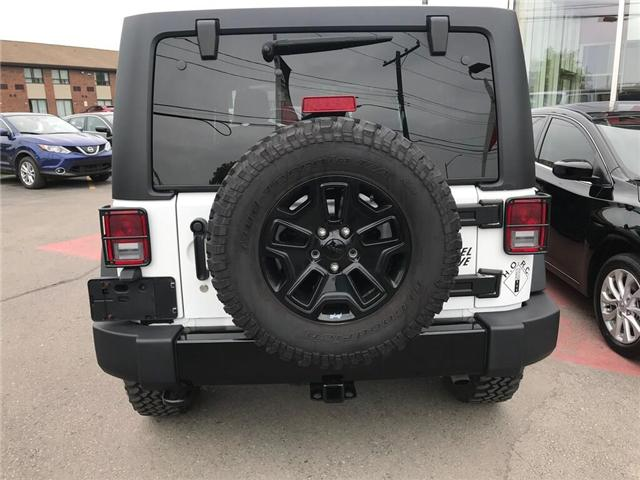 2017 Jeep Wrangler Unlimited Sport (Stk: N19513A) in Hamilton - Image 5 of 12