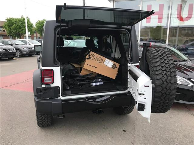 2017 Jeep Wrangler Unlimited Sport (Stk: N19513A) in Hamilton - Image 12 of 12