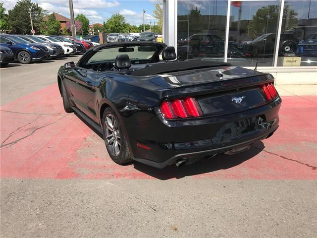2016 Ford Mustang EcoBoost Premium (Stk: N1473) in Hamilton - Image 4 of 12