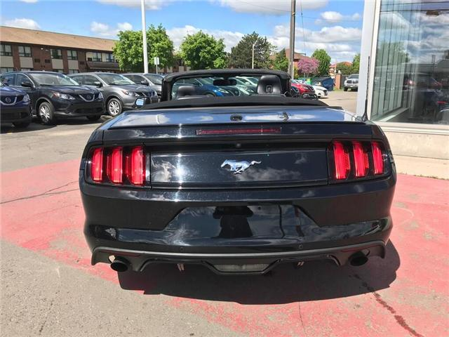 2016 Ford Mustang EcoBoost Premium (Stk: N1473) in Hamilton - Image 5 of 12