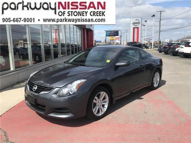 2013 Nissan Altima 2.5 S (Stk: N1449) in Hamilton - Image 1 of 12