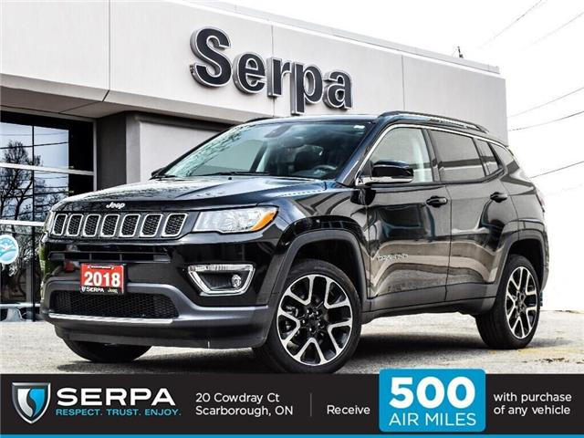 2018 Jeep Compass 27G (Stk: P9149) in Toronto - Image 1 of 27