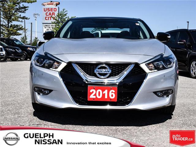 2016 Nissan Maxima  (Stk: N20136A) in Guelph - Image 2 of 26
