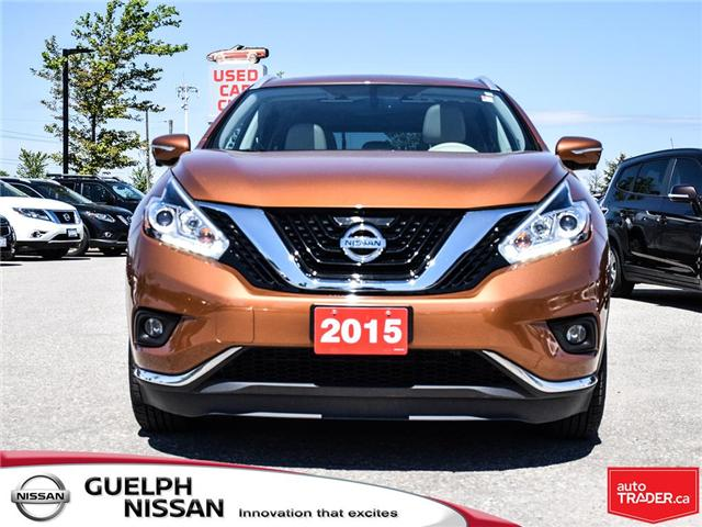 2015 Nissan Murano  (Stk: n20162A) in Guelph - Image 2 of 26