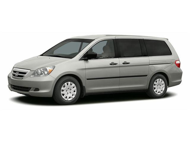 2007 Honda Odyssey Touring (Stk: 19061577) in Calgary - Image 1 of 2