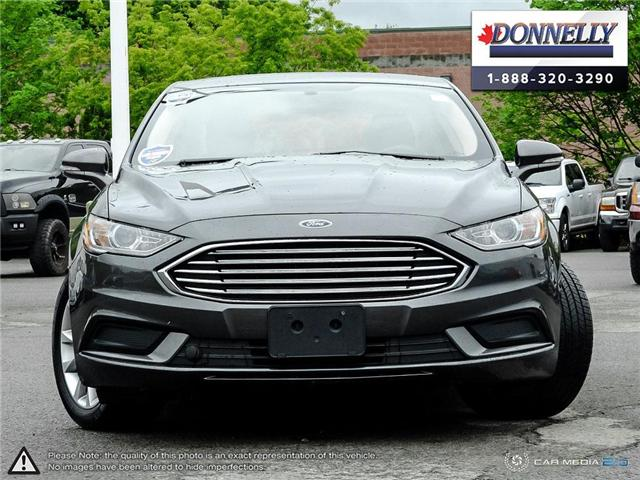 2017 Ford Fusion SE (Stk: PLDS1214A) in Ottawa - Image 2 of 28