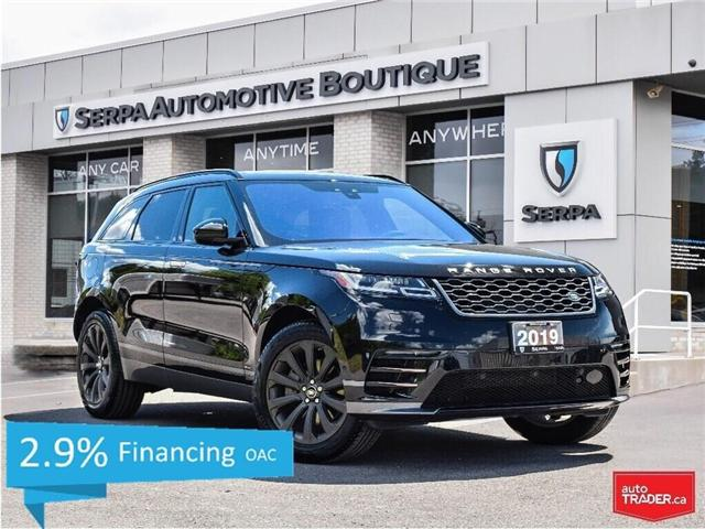 2019 Land Rover Range Rover Velar P380 SE R-Dynamic (Stk: P1301) in Aurora - Image 1 of 28