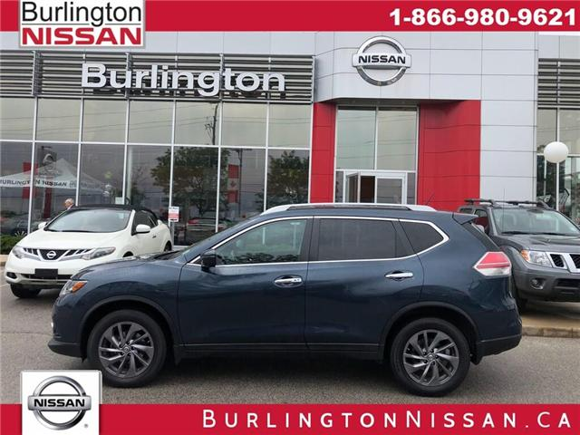 2016 Nissan Rogue SL (Stk: A6717) in Burlington - Image 1 of 21