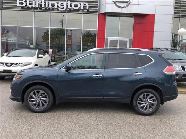 2016 Nissan Rogue SL (Stk: A6717) in Burlington - Image 2 of 21