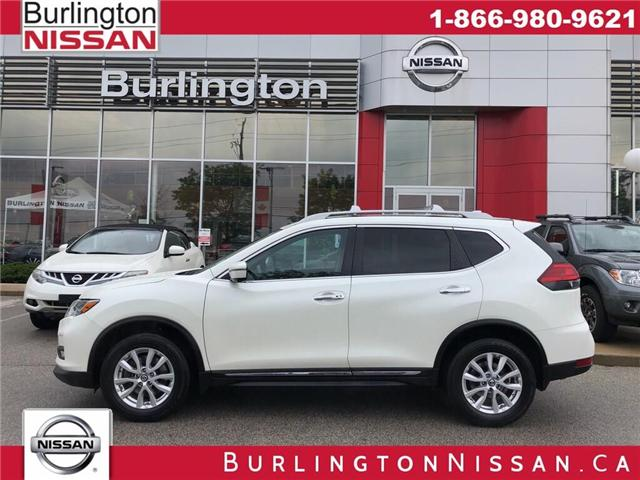 2017 Nissan Rogue SV (Stk: X4332A) in Burlington - Image 1 of 21