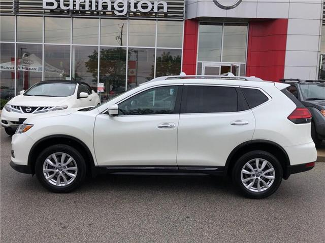 2017 Nissan Rogue SV (Stk: X4332A) in Burlington - Image 2 of 21
