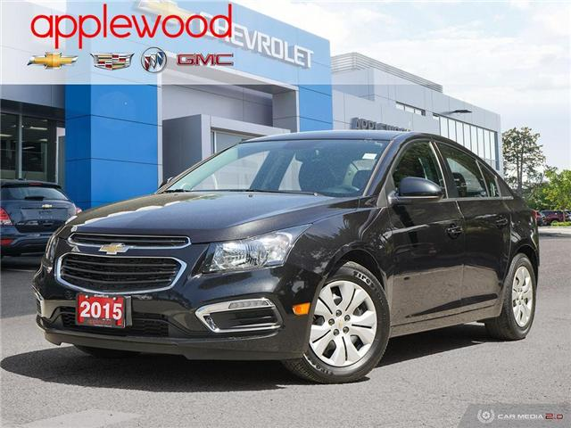 2015 Chevrolet Cruze 1LT (Stk: 2555P) in Mississauga - Image 1 of 27