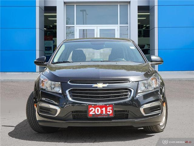 2015 Chevrolet Cruze 1LT (Stk: 2555P) in Mississauga - Image 2 of 27