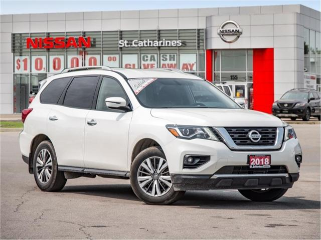2018 Nissan Pathfinder  (Stk: P2341) in St. Catharines - Image 1 of 19