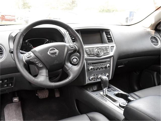 2019 Nissan Pathfinder  (Stk: P2340) in St. Catharines - Image 16 of 25