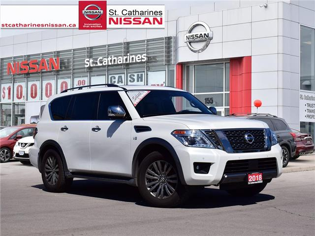 2018 Nissan Armada  (Stk: P2225) in St. Catharines - Image 1 of 27