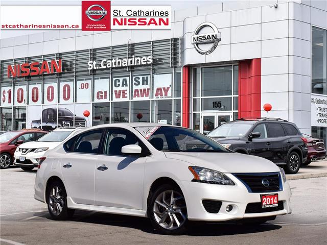 2014 Nissan Sentra 1.8 SR (Stk: QA19050A) in St. Catharines - Image 1 of 22