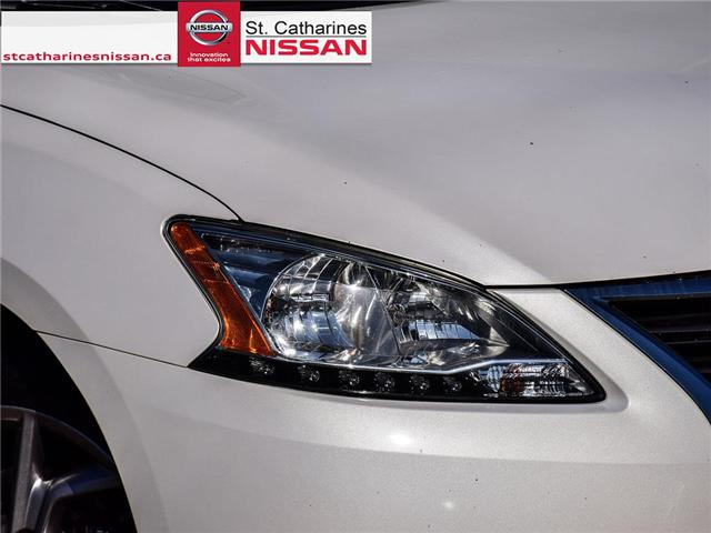 2014 Nissan Sentra 1.8 SR (Stk: QA19050A) in St. Catharines - Image 2 of 22