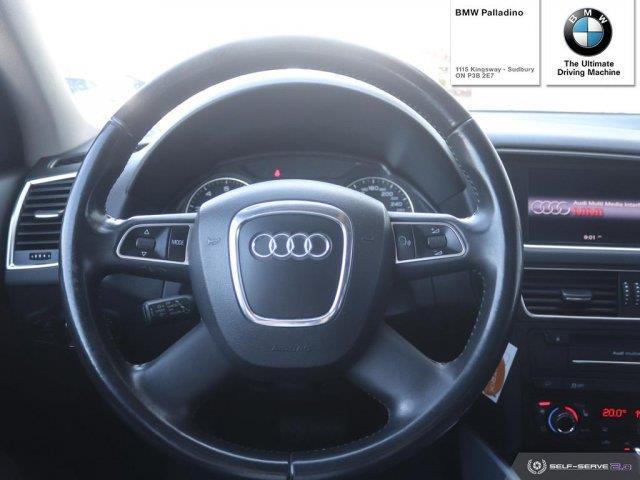 2012 Audi Q5 2.0T Premium Plus (Stk: U0032B) in Sudbury - Image 10 of 21