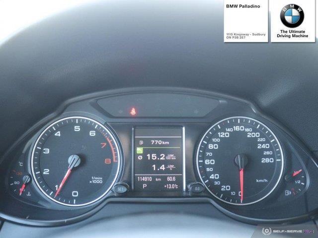 2012 Audi Q5 2.0T Premium Plus (Stk: U0032B) in Sudbury - Image 11 of 21