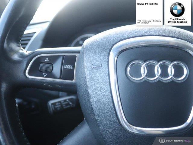 2012 Audi Q5 2.0T Premium Plus (Stk: U0032B) in Sudbury - Image 13 of 21